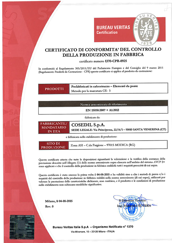 ISO 15050